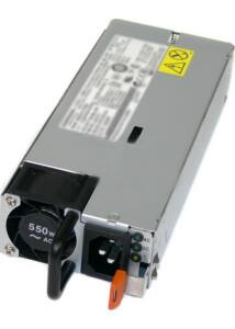 System x 550W High Efficiency Platinum AC PSU