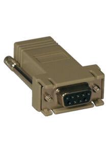 HPE 3PAR DB9 to RJ45 Serial Converter