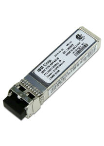 IBM QLOGIC 10GB SFP+ SR OPTICAL TRANSCEIVER