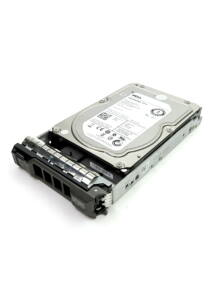DELL 4TB 7.2K 3.5INCH SAS 6GBPS HDD