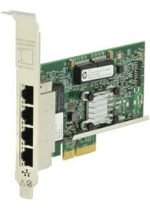 HP NC365T 4PORT ETHERNET SVR ADAPTER - WITH HIGH PROFILE BRKT