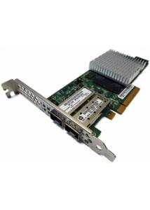 HP CN1000Q Dual Port Converged Network Adapter - Low Profile