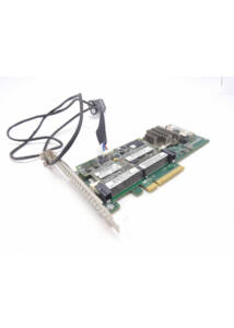 HP P420/2GB FBWC 6Gb 2-ports Int SAS Controller - Low Profile