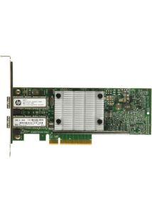 HP Ethernet 10Gb 2-port 530SFP Adapter - High Profile