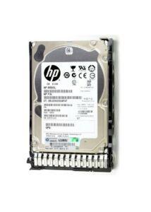 HP 2TB 7.2K 12G 2.5INCH 512E SC SAS HDD