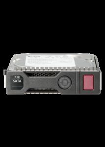 HP 6TB 7.2K 6G 3.5INCH SC 512E HELIUM SATA HDD