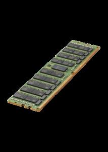 HPE 64GB (1X64GB) QUAD RANK X4 DDR4-2666 CAS-19-
