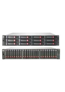 HP P2000 G3 MSA FC DUAL CNTRL LFF ARRAY - WITHOUT RAILS