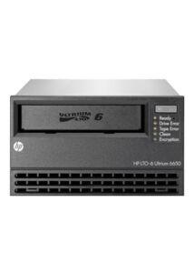 HP ESL G3 ULTRIUM 6650 LTO6 FC TAPE DRIVE