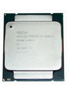 INTEL XEON E5-2630V3 20M CACHE, 2.40 GHZ PROCESSOR