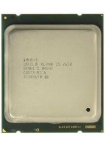 Intel Xeon E5-2650 (2.0GHz/8-core/20MB/95W) FIO Processor