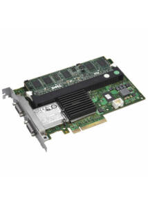 DELL PERC 6/E SAS 256MB PCI-E RAID CARD
