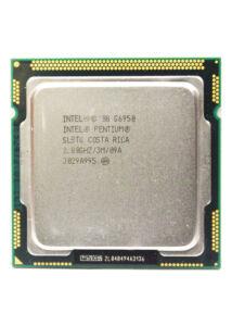 Intel Pentium Dual-Core G6950 2.8GHz 3MB Processor