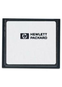 HP X600 1G COMPACT FLASH CARD