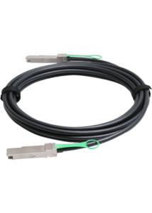HPE FlexNetwork X240 40G QSFP+ QSFP+ 5m Direct Attach Copper Cable
