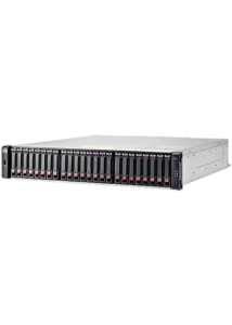 HPE MSA 2040 ENERGY STAR SAS DUAL CTRL SFF STORAGE W/O RAILS