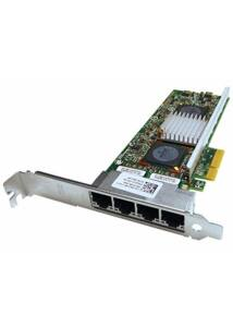 DELL BROADCOM 5709C QUAD PORT PCI-E NIC