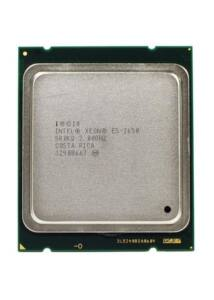 HP INTEL XEON CPU 8 CORE E5-2650 20M CACHE - 2.00 GHZ