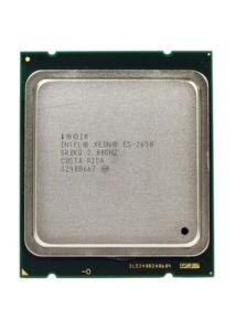 HP INTEL XEON CPU 8 CORE E5-2650 20M CACHE - 2.00 GHZ