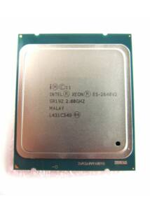 HP INTEL XEON 8 CORE CPU E5-2640V2 20MB 2.00GHZ