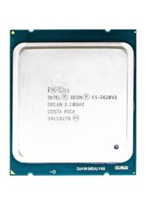 HP INTEL XEON 6 CORE CPU E5-2620V2 15MB 2.10GHZ