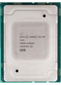 INTEL XEON 12 CORE CPU SILVER 4214 16.5MB 2.20GHZ