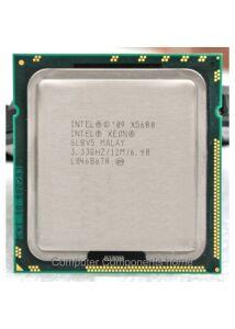INTEL XEON X5680 6-CORE 12M CACHE 3.33 GHZ PROCESSOR