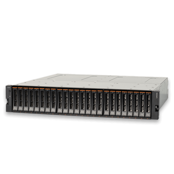 Lenovo Storage V5030 LFF Expansion Enclosure