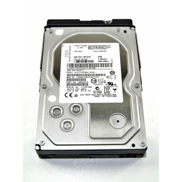 10-PACK 3TB 7.2K 3.5 SAS 6GPS HDD DSC3700