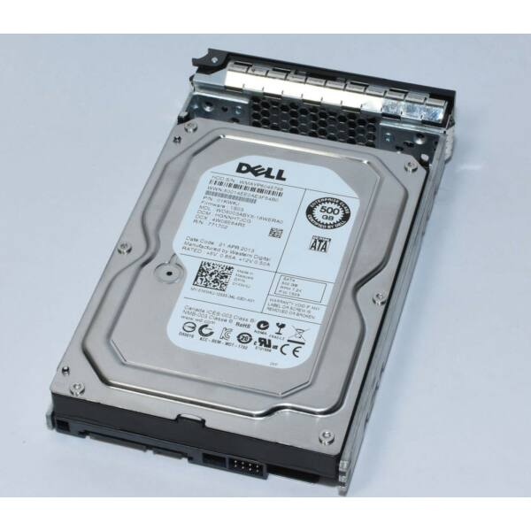 DELL 500GB SATA 7.2K 3.5 HDD