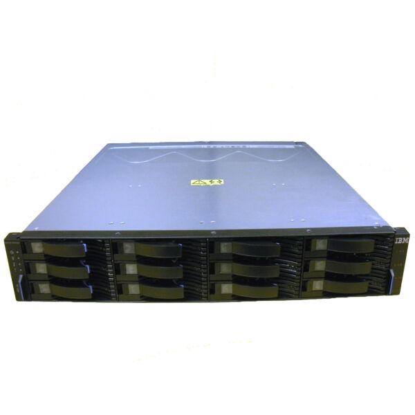 Storwize V3700 LFF Dual Control Enclosure