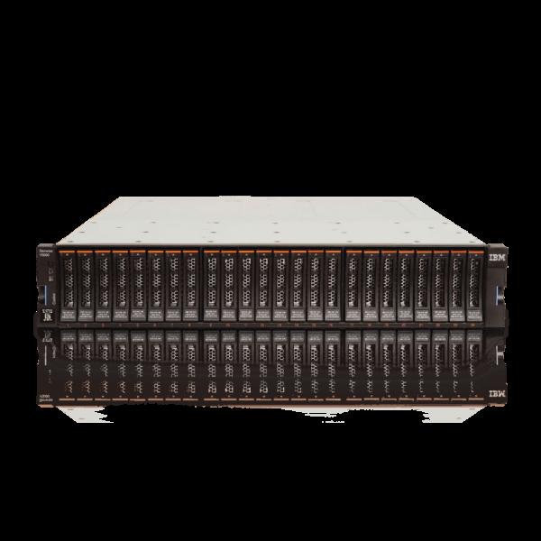 STORWIZE V5000 SFF DUAL CONTROL ENCLOSURE
