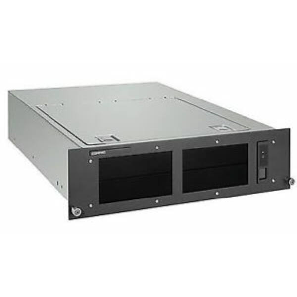 HP STORAGEWORKS D2600 LFF DISK ENCLOSURE 2*PSU 2*CTRL W/O RAILS
