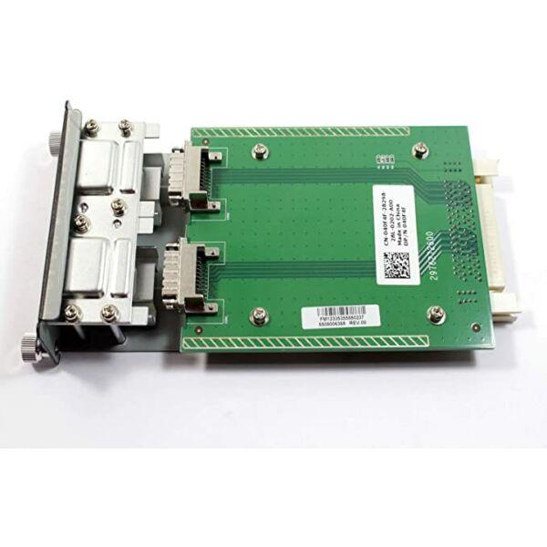 DELL FORCE10 S25 S25P S50N S50V DP 12GB STACKING MODULE
