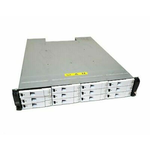 DELL COMPELLENT RS1602 16 LFF DUAL CONTROLLER ENCLOSURE