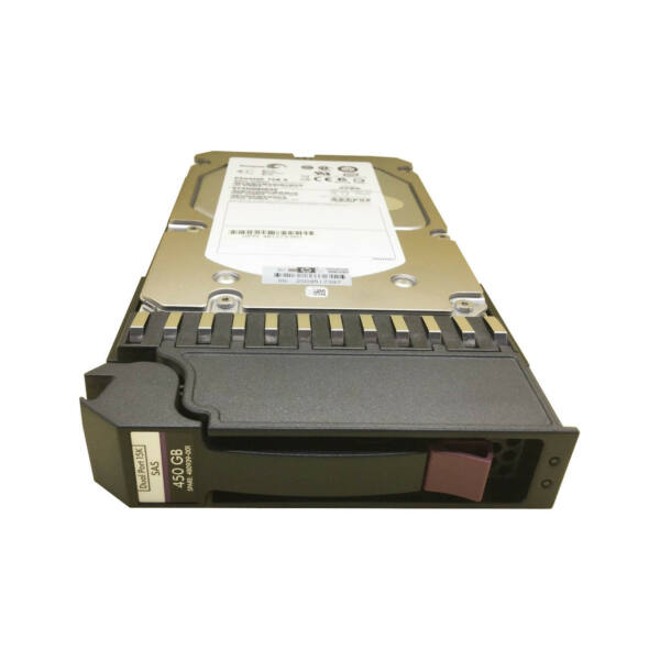 "HP MSA2 450GB 3G 15K 3.5"" SAS HARD DRIVE"