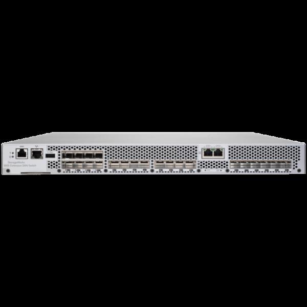 HP Storageworks 8/8 (8) Full Fabric Port Switch