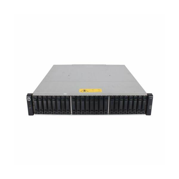HP STORAGEWORKS P2000 G3 24*SFF CTO CHASSIS WITHOUT RAILS