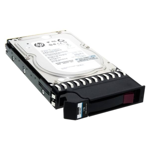 P2000 1TB 6G SAS 7.2K LFF (3.5 inch) DP MDL HDD