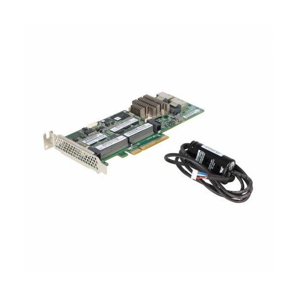 HP SMART ARRAY P420/2GB FBWC CONTROLLER - LOW PROFILE BRKT