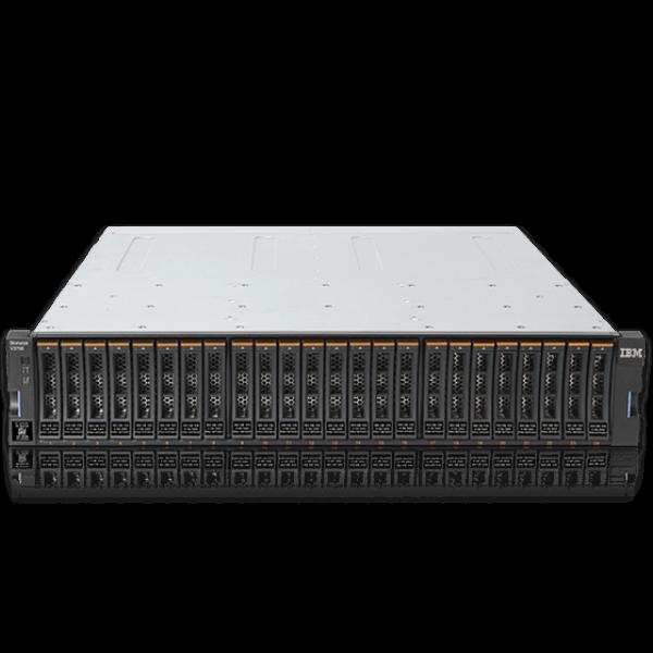 Lenovo Storage V3700 V2 SFF Control Enclosure