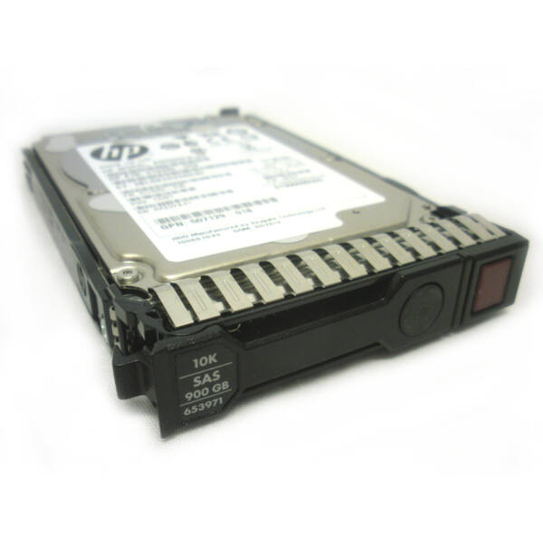 HPE 900GB 6G SAS 10K SFF HDD