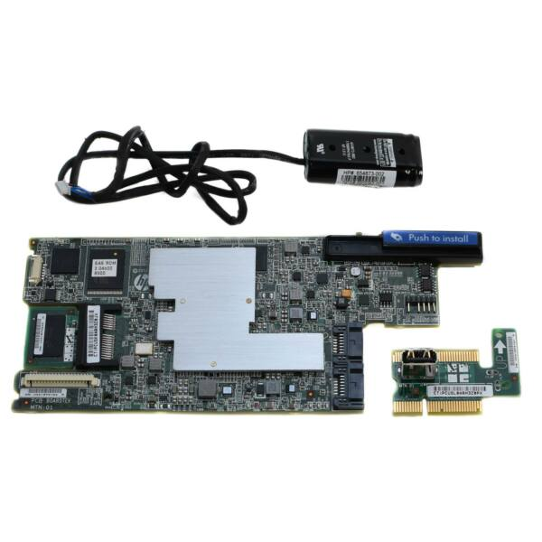 HP SMART ARRAY P220I 512MB FBWC CONTROLLER