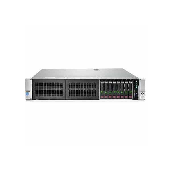 HP DL380 G9 B140I ILO4 8*SFF DVD CTO UPGRADED TO V4