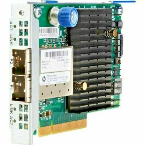 HPE FlexFabric 10Gb 2-port 556FLR-SFP+ Adapter