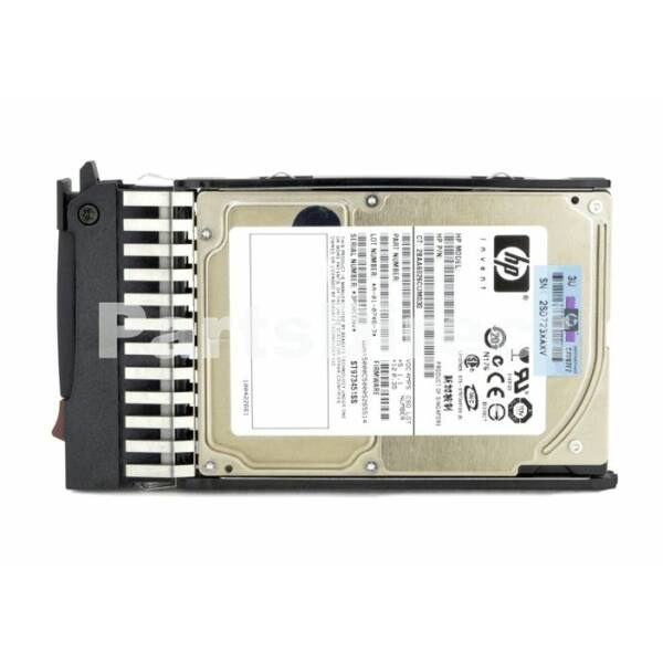 "HPE 600GB 10K 12G SAS ENTERPRISE 2.5"" ST Carrier"