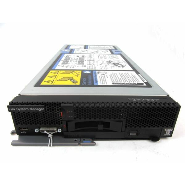 Flex System Manager Node, 8C E5-2650, 32GB Mem