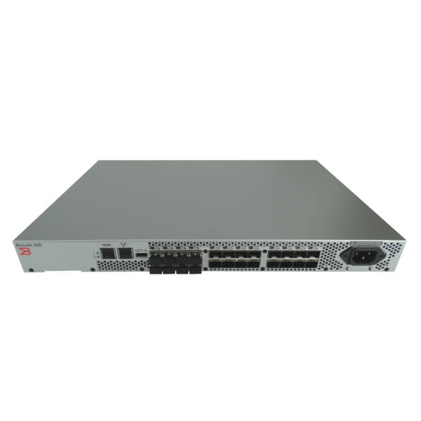BROCADE 300 NA-320-0004 24-PORT 8GB 8-PORT ACTIVE SAN SWITCH