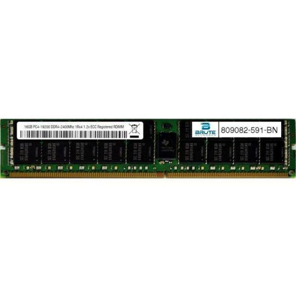 HP 16GB (1*16GB) 1RX4 PC4-2400T DDR4-2400R MEMORY KIT