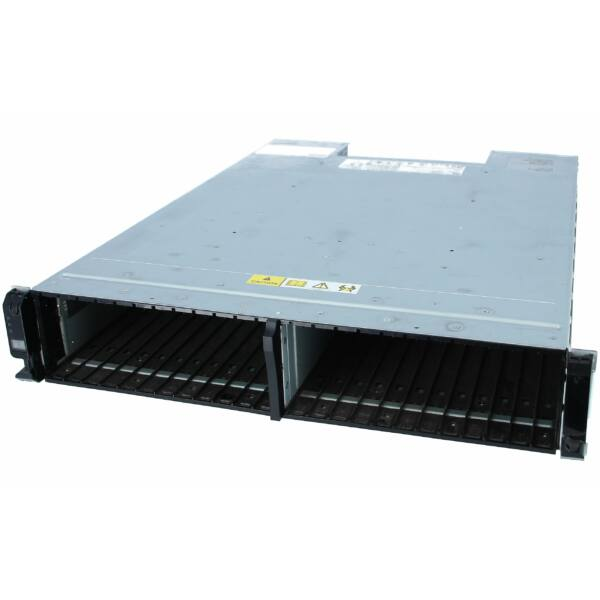 2U24 enclosure chassis (empty chassis)